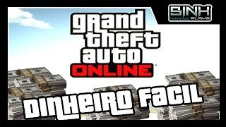 GTA ONLINE - Como fazer DINHEIRO INFINITO ONLINE - (Bug/Glitch Da moto) - GTA 5 PT-BR PS3/Xbox360