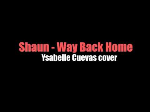 Shaun (숀) - Way Back Home (English Cover) Lyrics
