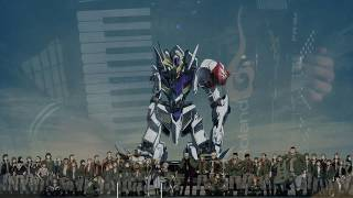 [Accordion]Freesia/Uru-フリージア-Gundam: Iron-Blooded Orphans ED