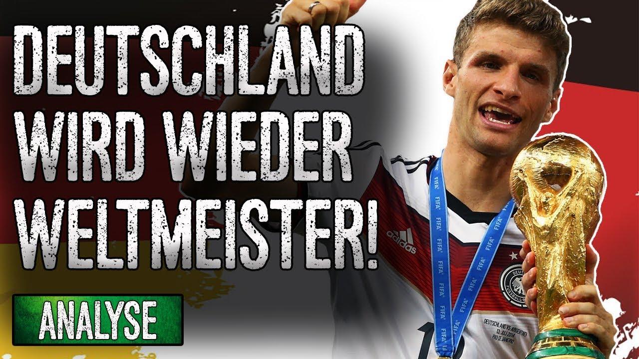Deshalb wird Deutschland Weltmeister! |Analyse