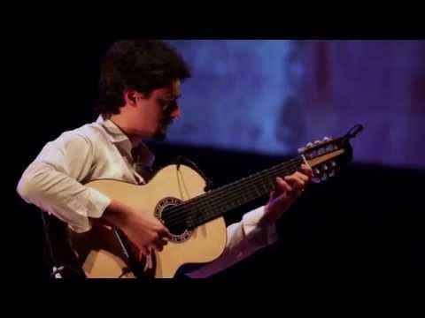 Gian Correa no Auditório Ibirapuera - O Tema tá Chegando