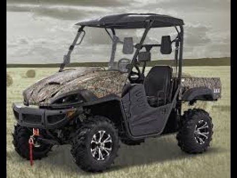 Side By Side Utv >> Massimo 500cc utv 4x4 in action at pioneer powersports ...