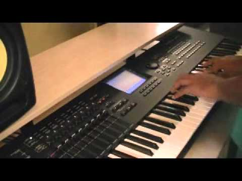 Yamaha Motif XF7 First Play