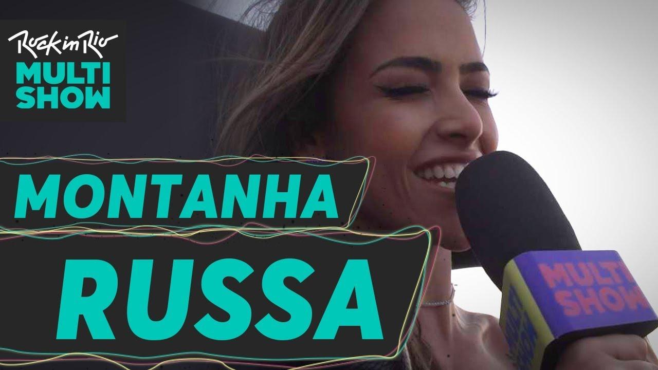 Cantando na Montanha-Russa | Gabi Luthai | Rock In Rio 2017