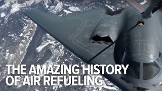 The Amazing History Of Air Refueling