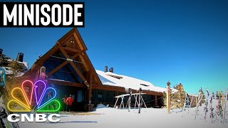 THE SUPER EXCLUSIVE ASPEN MOUNTAIN CLUB | Secret Lives Of The Super Rich