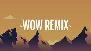 Bryant Myers, Arcangel, Nicky Jam, El Alfa & Darell - Wow Remix (Letra/Lyrics)