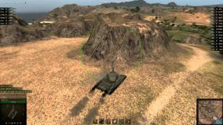 World of Tanks: Clan Battle - PVP vs CTR -Leavers- El Halluf