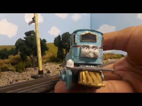 SG118 Custom Model Review: Wooden Railway Lexi