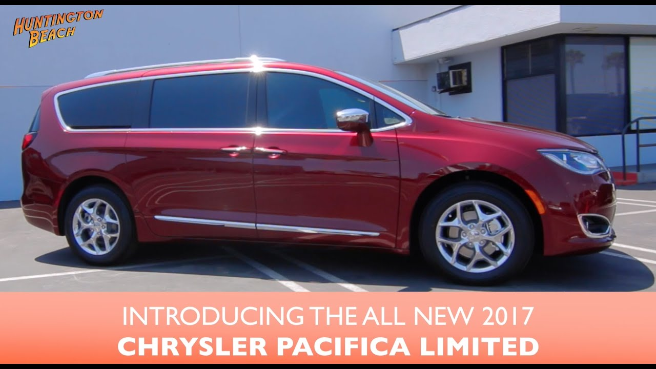 2017 chrysler pacifica limited in orange county full youtube. Black Bedroom Furniture Sets. Home Design Ideas