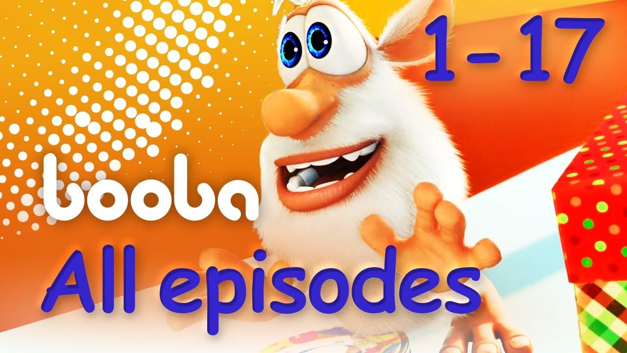 Booba / Buba 3D  (2014 -2017)