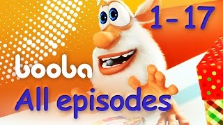 Booba All Episodes Compilation 17 full episodes booba 2017 KEDOO animation for kids