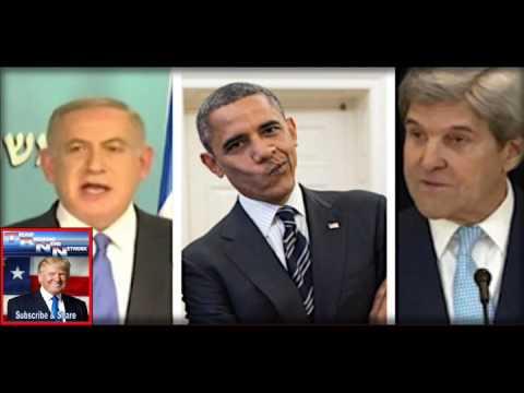 BREAKING: Netanyahu DROPS EVIDENCE That'll End Obama And John Kerry!