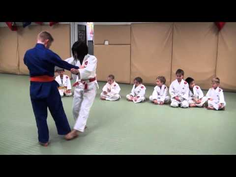 PeeWee Judo - for Children aged 4 to 7 - Tina Takahashi Martial Arts and Fitness