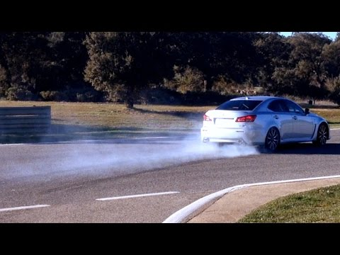 Smoking Tyres With Pro Drifter Fredric Aasbo