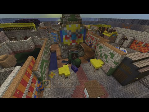Minecraft Xbox - Zelda Speedrun (TTS MM 100%) {1}