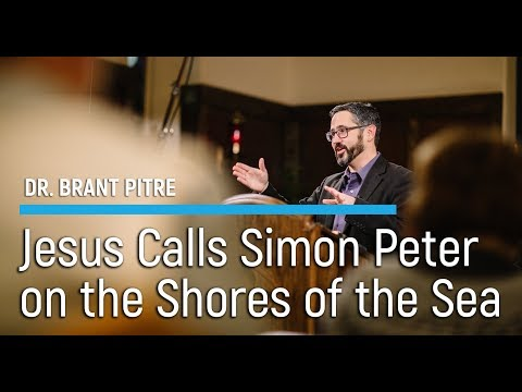 Jesus Calls Simon Peter on the Shores of the Sea