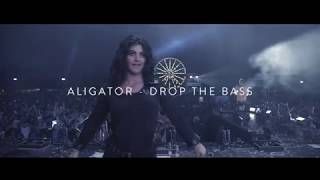 Смотреть клип Dj Aligator - Drop The Bass