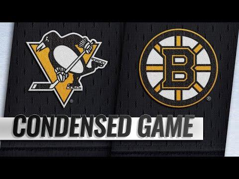 11/23/18 Condensed Game: Penguins @ Bruins