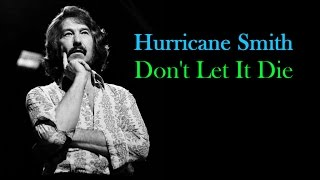 "Hurricane Smith  ""Don"