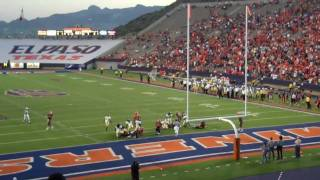 UTEP vs. Arkansas-Pine Bluff