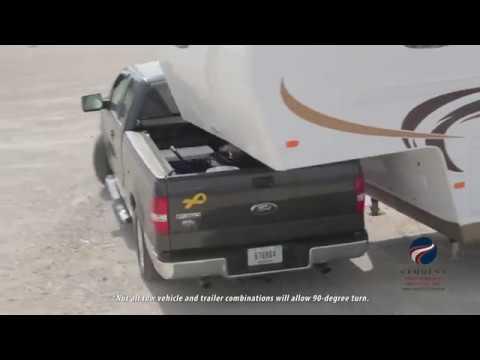 Reese SWW-09 Sidewinder Wedge Kit Pullrite