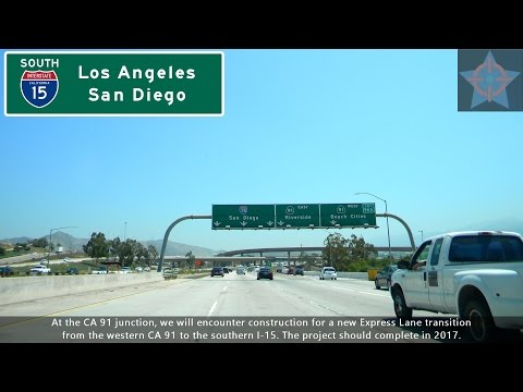 (SP05 EP07) I-15 South, the Ontario Freeway
