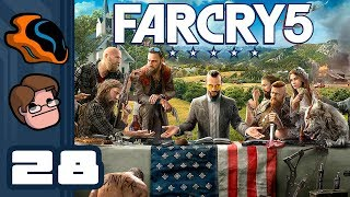 Let's Play Far Cry 5 [Co-Op] - PC Gameplay Part 28 - Fishboxing