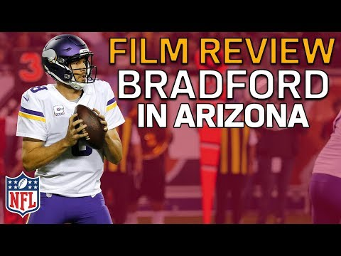 What Sam Bradford Brings to the Arizona Cardinals | Film Review | NFL Network