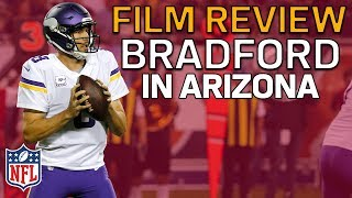What Sam Bradford Brings to the Arizona Cardinals   Film Review   NFL Network