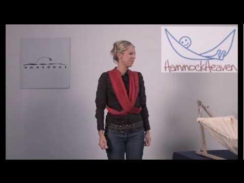 Amazonas Carrybaby sling from HammockHeaven.co.uk - YouTube 88a94b26662