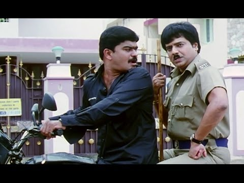 Vivek trapped in an accident - Bhavani IPS