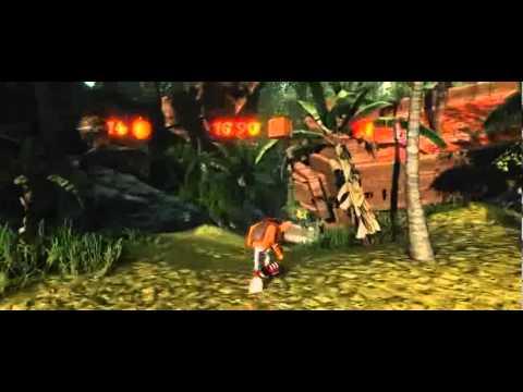 Crash Bandicoot ricreato con il CryEngine!