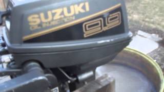 Suzuki 9.9 HP DT9.9C Outboard