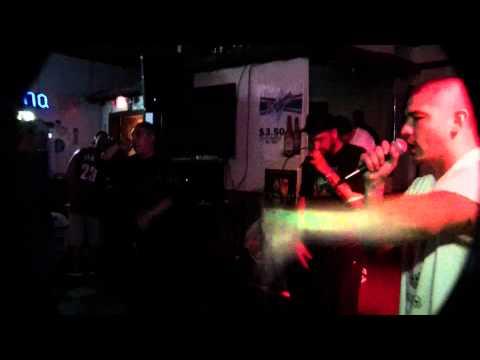 GrangerVille Villains Live 9/10/15 on the Ab Rude & Scarub Tour Santa Maria Ca