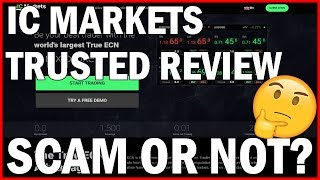 IC Markets trusted Broker? - Forex ECN Broker Review for Traders 2019