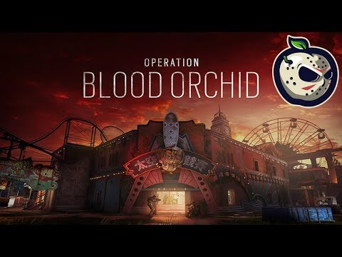 Stream: NEW OPERATORS | Tom Clancys Rainbow Six Siege | NEW UPDATE | BLOOD ORCHID | MINES EVERYWHERE