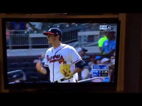 Braves FoxSports Announcers Joe Simpson and Chip Caray Give TheMeck a Shout-Out Today