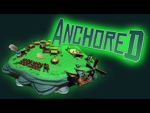 Anchored - Another Settlement Needs My Help! - Anchored Game - Floating Island Survival!