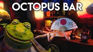 Octopus Bar VR | HTC VIVE | Упоротые игры