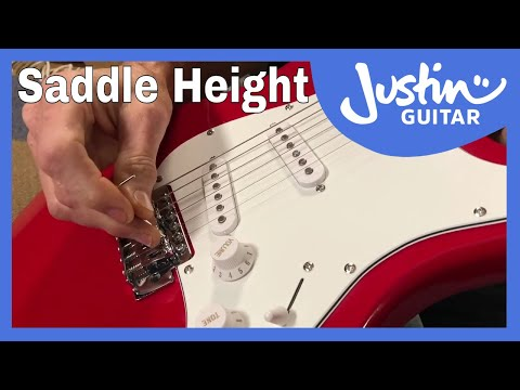adjusting-saddle-height- -how-to-setup-your-electric-guitar-[4/10]-with-charlie-chandler