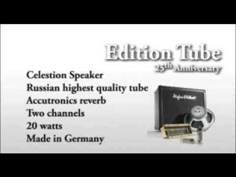 Hughes&Kettner Edition Tube 25th Anniversary