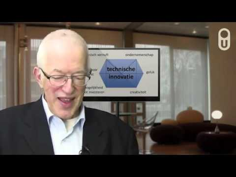 Prof dr Herman van den Bosch en Ward Ooms van de Open Universiteit over innovatie