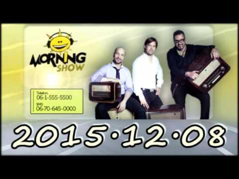 Class FM Morning Show Adás 2015 12 08 [Kedd] Béna költöztetők, NAV vs. Mikulás #2 letöltés