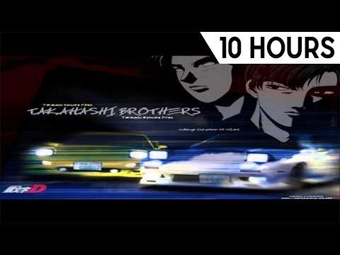 Initial D - Deja Vu | 10 HOURS