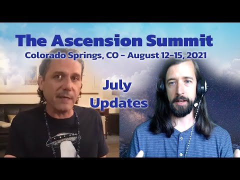 Ascension Summit Updates with Corey & Mike