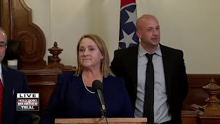 Prosecutors Address Media After Sentencing In Holly Bobo Murder Trial