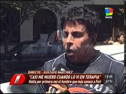 PRIMICIASYA.COM | Gustavo Martínez, el hombre que más conoce a Fort