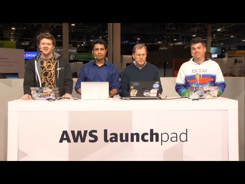 AWS re:Invent 2019 Launchpad | AWS Single Sign-On