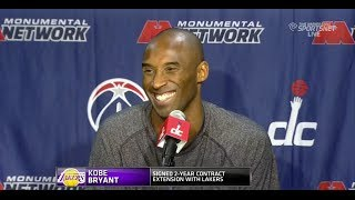 Kobe Bryant Takes Another Jab At ESPN And NBA Blocking Chris Paul Trade After Contract Extension